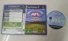 AFL premiership 2005 PS2