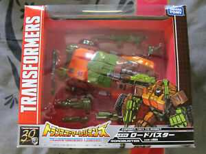 Transformers Takara Legends LG-04 Roadbuster sealed MISB