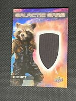 2017 Guardians of the Galaxy Volume 2 Galactic Garb Rocket Raccoon #SM-22 o1h