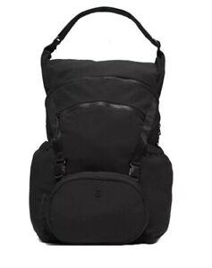 Lululemon Pack and Go Backpack Black