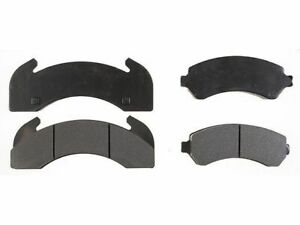 For 1998 Blue Bird All American RE Brake Pad Set Rear Raybestos 53121RM