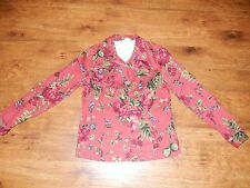 The TOG Shop - Women's stylish  jacket with floral design -size S