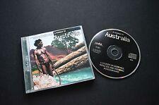 A VOYAGE TO AUSTRALIA RARE CD! ABORIGINE DIDGERIDOO DREAMTIME ULURU INDIGENOUS