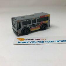City Bus * Grey * Matchbox LOOSE * F510
