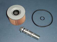 Honda CB 400 500 750 900 1100 Filtre à huile vis plus Filtre à huile oifilter plus Bolt