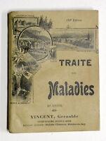 Medicina Naturale Erboristeria Traitè des Maladies - Sirop Vincent - 40° Annee