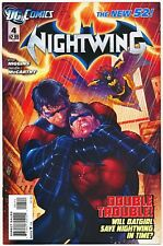 Nightwing 4 New 52 Low Print HTF