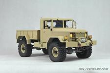 Cross RC HC4 1/10 Off Road 4x4 Military Truck Kit w/ Full Interior / 2 Speed