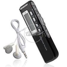 Mini Registratore Vocale Digitale Voice Recorder 4 Gb Usb Lettore Mp3 -F3
