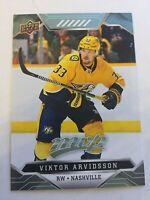 UPPER DECK 2019 - 2020 MVP VIKTOR ARVIDSSON # 61 | 1 CARD