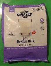 Augason Farms Instant Nonfat Milk Emergency Food Survival Prepper