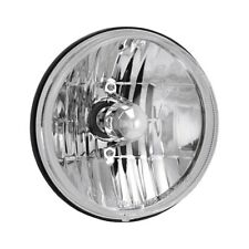 """For Ford F-150 1975-1979 Vision X 4004047 7"""" Round Chrome Crystal Headlights"""