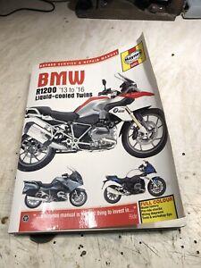 BMW R1200 dohc liquid-cooled Twins (13 - 16) Haynes Repair Manual