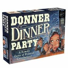 Donner Dinner Party (2017, Game)