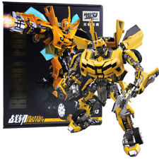 WEI JIANG Transformers Trenches M03 Bumblebee Autobots Alloy plate