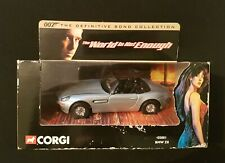 CORGI - 007 The World Is Not Enough - [05001] BMW Z8 Model