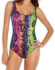 HDE Plus Size Rave Bodysuit - Sparkly Rave Clothes for Women – Festival Clothing
