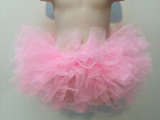 Liberts Toddler Girl Pink Dance Costume Tutu Size 4-6 4 Layers