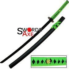Lone Survivor Bio Shredder Zombie Katana Michonne Sword The Walking Dead Green