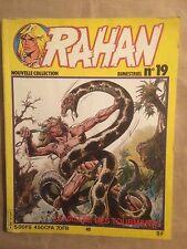RAHAN (NOUVELLE COLLECTION) - T19 : janvier 1981