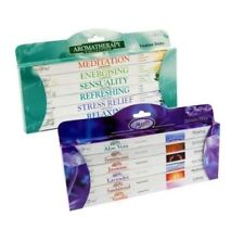 STAMFORD GIFT SET OF 96 INCENSE STICKS - AROMATHERAPY AND MOODS