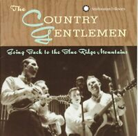 GOING BACK TO THE BLUE RIDGE M - GENTLEMEN THE COUNTRY [CD]