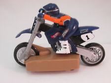 TYCO BLUE #1 JEREMY McGRATH X-TREME MOTOCROSS YAMAHA MX ON 440-X2 CHASSIS EXC!