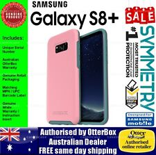 Samsung Galaxy S8+ OtterBox Otter Box Symmetry Heavy Duty Tough Pink Case Cover