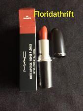 MAC Matte Lipstick MARRAKESH ~ Brand New in Box ~ Authentic