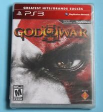 God of War III GREATEST HITS  (Sony PlayStation 3, 2010) BRAND NEW
