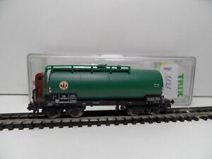 "Trix 15504-18 - Spur N - DB - 4-achs. Kesselwagen "" DEA "" - TOP in OVP - #1141"