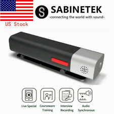 SABINETEK SmartMike the True Wireless Stereo Mic for Content Creators On The Go