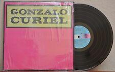 GONZALO CURIEL ALBUM DE ORO MEXICAN LP 3X LP BOLERO