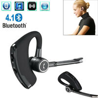 Wireless Bluetooth Earpiece Headset Headphone Earphone for Samsung S10 LG V40 K8
