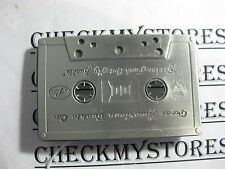 """Vintage 2004 """"Get The Funk Out My Buckle""""Tape Cassette Belt Buckle"""