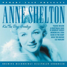 ANNE SHELTON ~ KISS THE BOYS GOODBYE BRAND NEW SEALED CD MINT CONDITION BARGAIN