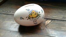 "Vintage Josef Originals A Little Nest Egg Bank 4"" x 3"""