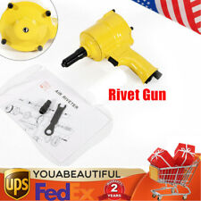 Pneumatic Air Hydraulic Pop Pistol Type Pop Rivet Gun Riveter Riveting Tool