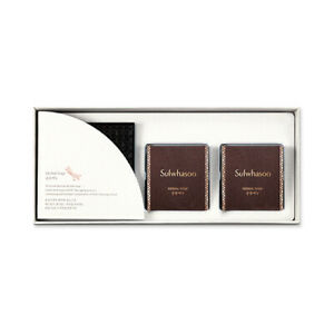 Sulwhasoo Herbal Soap - 1pack (100gx2pcs) + Gift