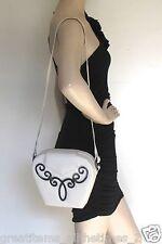 Paloma Picasso Vintage Off White Shoulder Bag - RARE