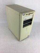 Vintage Dell Optiplex GX1 256 MB RAM Pentium III 500 MHz No HDD No OS