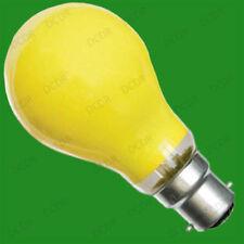 Bombillas de interior estándar de color principal amarillo
