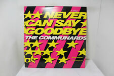 """the communards never can say goodbye 12"""""""
