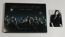 SNSD GIRLS' GENERATION MR.TAXI JAPAN Limited Edition CD+DVD+YOONA Photo Card