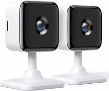 Teckin Cam 1080P FHD Indoor Wi-Fi Smart Home Security Camera with Night Vision,