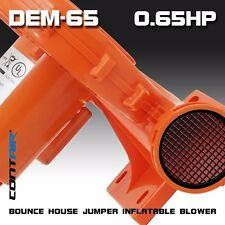 Contair® DEM-65 0.65HP Inflatable Bounce House Jumper Blower Fan Motor Pump Air