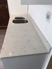 Carrara | Quartz | Sample | Kitchen Worktops