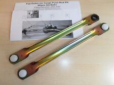 FIAT DOBLO 01-10 NEW Wiper Motor Linkage Push Rods UKmadeUKstockUKpostUKcompny