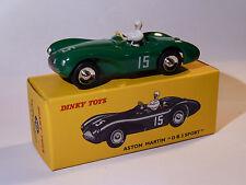 Aston Martin DB3 sport N° 15  - ref 506 au 1/43 de dinky toys atlas