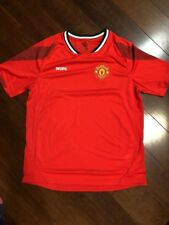 Manchester United Red Devils Premier League Soccer Jersey Mufc M